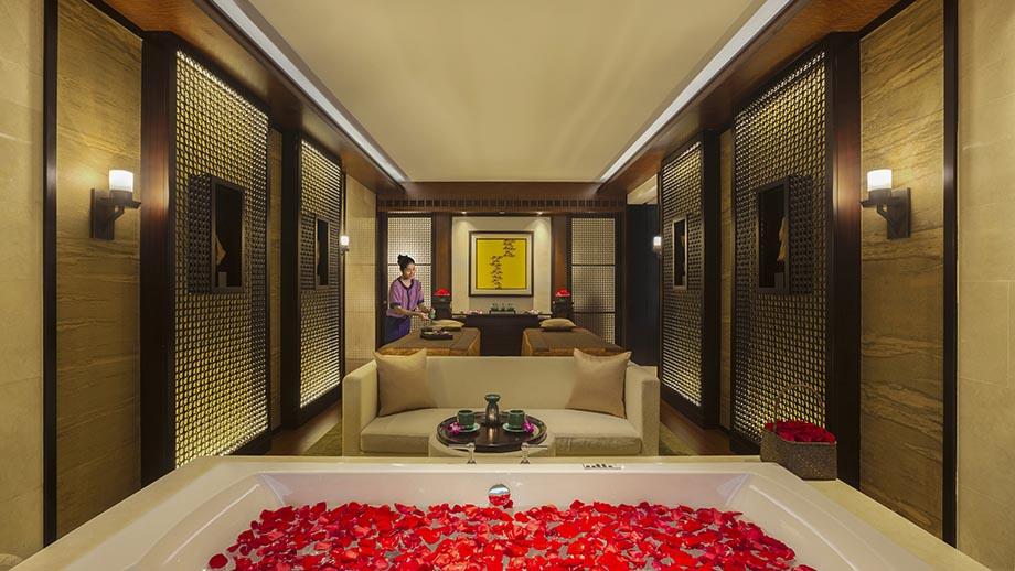 Spa Sanctuary Suite