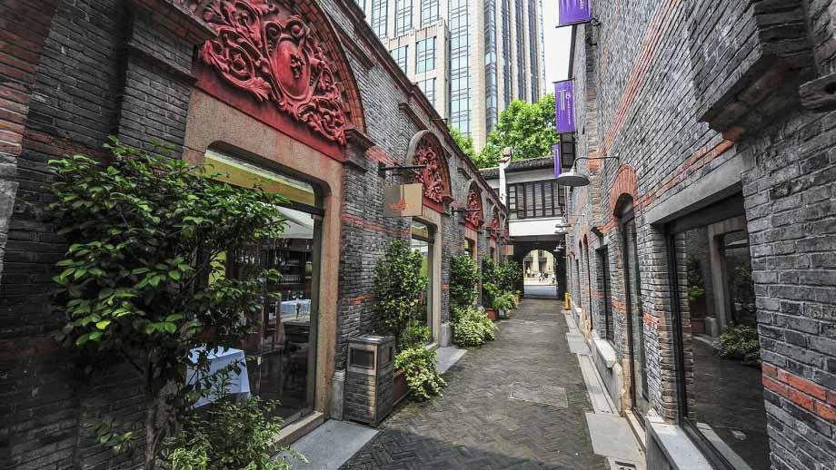 Unique Shanghai Itinerary